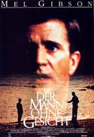 The Man Without a Face - German Movie Poster (xs thumbnail)
