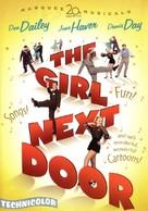 The Girl Next Door - DVD movie cover (xs thumbnail)
