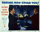 Darling, How Could You! - British Movie Poster (xs thumbnail)