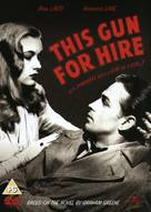 This Gun for Hire - British DVD movie cover (xs thumbnail)
