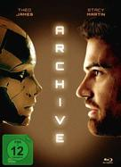 Archive - German Blu-Ray movie cover (xs thumbnail)