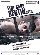 Sorstalanság - French Movie Poster (xs thumbnail)