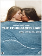 The Four-Faced Liar - Belgian Movie Cover (xs thumbnail)