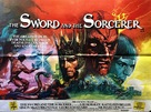 The Sword and the Sorcerer - British Movie Poster (xs thumbnail)