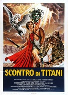 Clash of the Titans - Italian Movie Poster (xs thumbnail)