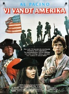 Revolution - Danish Movie Poster (xs thumbnail)