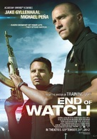 End of Watch - Canadian Movie Poster (xs thumbnail)