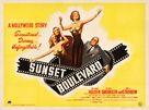 Sunset Blvd. - British Movie Poster (xs thumbnail)