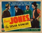 The Texas Ranger - Re-release poster (xs thumbnail)