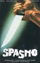Spasmo - German Blu-Ray movie cover (xs thumbnail)