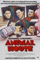 Animal House - British Movie Poster (xs thumbnail)