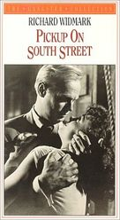 Pickup on South Street - VHS cover (xs thumbnail)