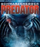 Predator - Blu-Ray movie cover (xs thumbnail)
