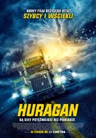 The Hurricane Heist - Polish Movie Poster (xs thumbnail)