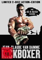 Kickboxer - German Movie Cover (xs thumbnail)
