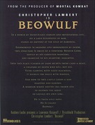 Beowulf - poster (xs thumbnail)