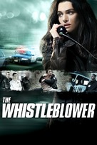 The Whistleblower - DVD movie cover (xs thumbnail)
