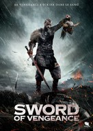 Sword of Vengeance - French DVD movie cover (xs thumbnail)