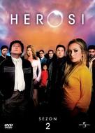 """Heroes"" - Polish DVD movie cover (xs thumbnail)"