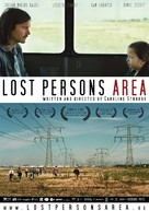 Lost Persons Area - Belgian Movie Poster (xs thumbnail)