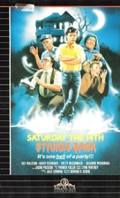 Saturday the 14th Strikes Back - Dutch Movie Cover (xs thumbnail)