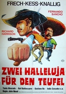 Abre tu fosa, amigo, llega Sábata... - German Movie Poster (xs thumbnail)
