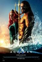 Aquaman - Indonesian Movie Poster (xs thumbnail)