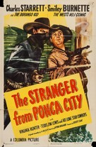 The Stranger from Ponca City - Movie Poster (xs thumbnail)