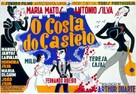 O Costa do Castelo - Portuguese Movie Poster (xs thumbnail)