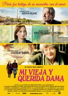 My Old Lady - Uruguayan Movie Poster (xs thumbnail)