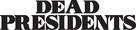 Dead Presidents - Logo (xs thumbnail)