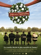Death at a Funeral - French Movie Poster (xs thumbnail)