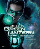 Green Lantern - Blu-Ray movie cover (xs thumbnail)