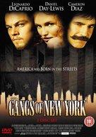 Gangs Of New York - British Movie Cover (xs thumbnail)