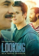 """""""Looking"""" - Swedish DVD movie cover (xs thumbnail)"""