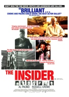 The Insider - Australian Movie Poster (xs thumbnail)