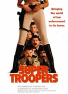 Super Troopers - VHS movie cover (xs thumbnail)