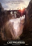 Maze Runner: The Scorch Trials - Spanish Movie Poster (xs thumbnail)