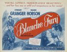 Blanche Fury - Movie Poster (xs thumbnail)