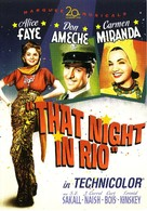 That Night in Rio - DVD cover (xs thumbnail)