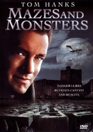 Mazes And Monsters - DVD cover (xs thumbnail)