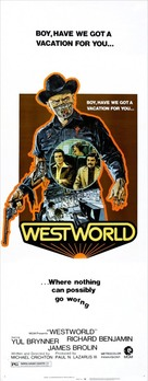 Westworld - Movie Poster (xs thumbnail)