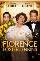 Florence Foster Jenkins - Movie Cover (xs thumbnail)