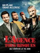 The A-Team - French Movie Poster (xs thumbnail)