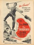 The Swordsman - poster (xs thumbnail)