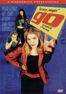 Go - Polish DVD movie cover (xs thumbnail)