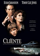 The Client - Argentinian DVD movie cover (xs thumbnail)