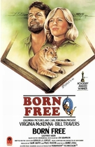 Born Free - Movie Poster (xs thumbnail)