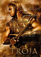 Troy - Polish DVD movie cover (xs thumbnail)