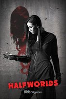 """""""Halfworlds"""" - Indonesian Movie Poster (xs thumbnail)"""